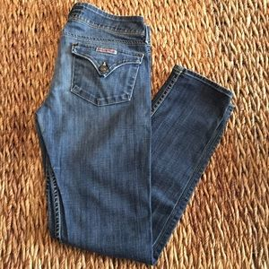 Hudson jeans skinny fit. Medium blue. Size 29